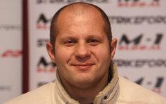 Федор Емельяненко. Фото Сергея Розова с сайта wikimedia.org