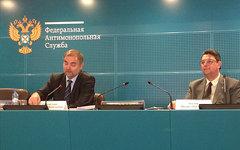 Анатолий Голомозин и Михаил Акулов © KM.RU, Игорь Орлов
