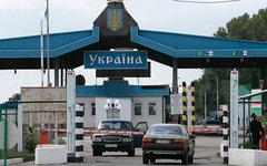 Российско-украинская граница. Фото с сайта ua-football.com