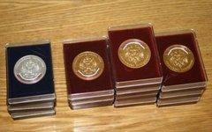 Медали «За особые успехи в обучении». Фото с сайта politsib.ru