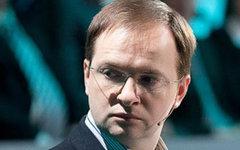 Владимир Мединский. Фото W-contact-an с сайта wikimedia.org