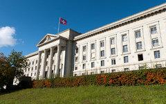 Здание Федерального суда в Лозанне. Фото Marzio Bergomi с сайта wikimedia.org