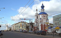 Калуга. Фото Бориса Мавлютова с сайта wikimedia.org