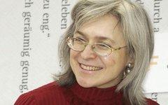 Анна Политковская. Фото с сайта flickr.com