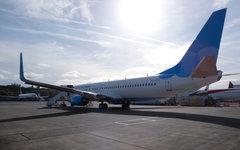 Самолет Boeing 737-800NG авиакомпании «Добролет» © РИА Новости