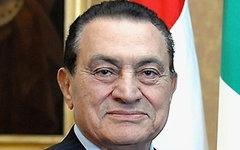 Хосни Мубарак. Фото с сайта quirinale.it