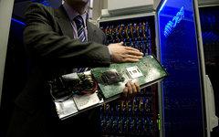 Суперкомпьютер «МВС-10П» © РИА Новости, Илья Питалев
