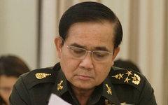 Генерал Прают Чан-Оча. Фото пользователя Flickr Abhisit Vejjajiva