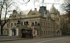 Здание посольства Индии в Москве. Фото NVO с сайта wikimedia.org