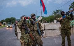 Ополченцы Донбасса © РИА Новости, Андрей Стенин