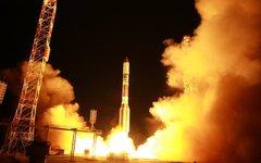 Старт «Протон-М». Фото с сайта federalspace.ru