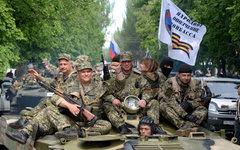 Ополченцы Донбасса © РИА Новости, Михаил Воскресенский