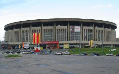 Спортивный комплекс «Олимпийский». Фото с сайта wikipedia.org