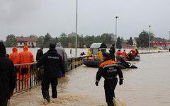 Спасатели МЧС в Сербии.Фото с сайта mchs.gov.ru
