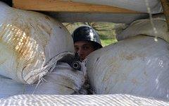 Украинский солдат. Фото с сайта vv.gov.ua