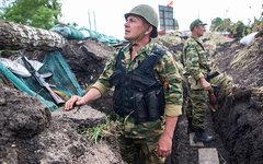 Бойцы народного ополчения ДНР © РИА Новости, Андрей Стенин
