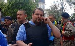 Николай Волков. Стоп-кадр с видео в YouTube
