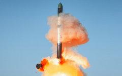 Ракета-носитель «Днепр» © РИА Новости, Сергей Казак