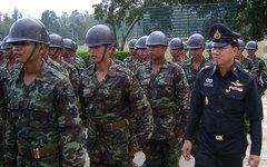 Тайские военные. Фото с сайта rta.mi.th