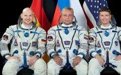 Александр Герст, Максим Сураев, Рид Вайзман. Фото с сайта federalspace.ru