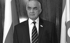 Магомед Татриев. Фото с сайта ingushetia.ru