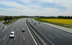 Трасса Киев-Чоп. Фото с сайта autoportal.ua