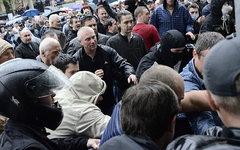 Беспорядки в Одессе © РИА Новости, Антон Круглов