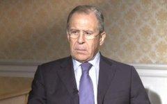 Сергей Лавров. Фото с сайта mid.ru