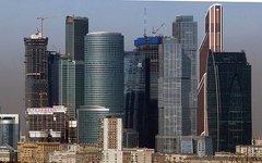 «Москва-Сити». Фото c сайта wikipedia.org