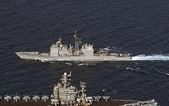 Крейсер Vella Gulf. Фото с сайта wikimedia.org