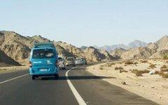 Автодорога в Египте. Фото с сайта svr.su