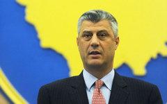 Хашим Тачи. Фото с сайта kryeministri-ks.net