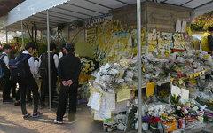 Мемориал жертвам трагедии. Фото с сайта wikipedia.org