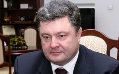 Петр Порошенко. Фото с сайта senat.gov.pl