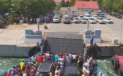 Керченская паромная переправа. Фото с сайта pereprava.com.ua