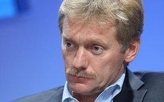 Дмитрий Песков © РИА Новости, Сергей Мамонтов