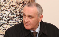 Александр Анкваб. Фото с сайта abkhaziagov.org