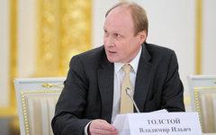 Владимир Толстой. Фото с сайта kremlin.ru