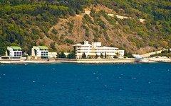 Лагерь «Артек» в Крыму. Фото Mytrofan с сайта wikipedia.org