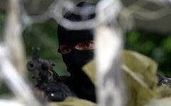 Ополченец Донбасса © РИА Новости, Максим Блинов