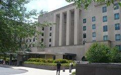Здание Госдепартамента США. Фото с сайта wikipedia.org