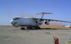 Ил-76. Фото с сайта wikipedia.org