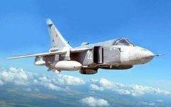Су-24. Фото с сайта bvvaul-barnaul.narod.ru