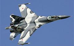 Су-27. Фото Дмитрия Пичугина с сайта wikipedia.org