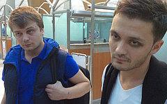 Евгений Давыдов и Никита Конашенков. Кадр телеканала «Звезда»