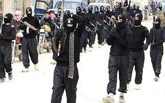 Боевики ISIL. Кадр телеканала Press TV
