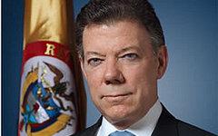 Хуан Мануэль Сантос. Фото с сайта wsp.presidencia.gov.co