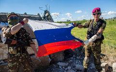 Луганские ополченцы © РИА Новости, Андрей Стенин