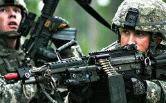 Солдаты армии США. Фото с сайта defense.mil