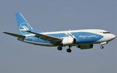 Самолет компании «Днепроавиа». Фото с сайта whichbudget.com